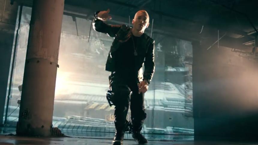 Hør ny single fra Eminem