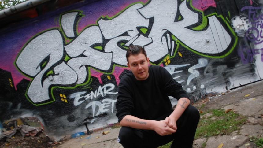 Zjakalen – Ung rapper hædrer den gamle skole, med hjælp fra MC Einar
