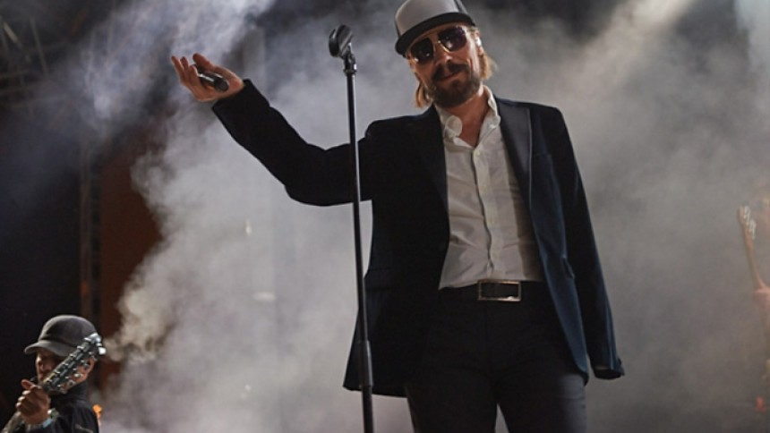 Steen Jørgensen udgiver soloalbum