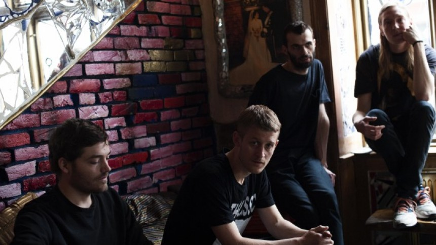 When Saints Go Machine giver unik koncert i Skuespilhuset