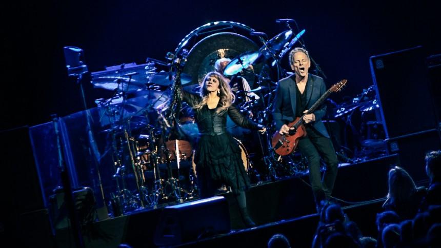 Fleetwood Mac fyrer kernemedlem – erstattes af to stjerner