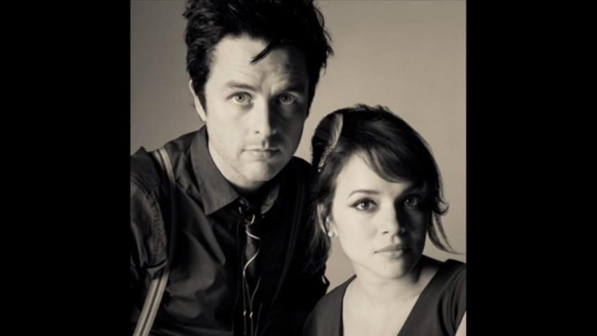 Hør ny sang fra Billie Joe Armstrong og Norah Jones