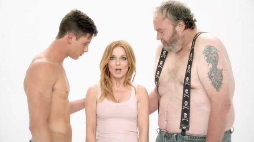 Se ny lav-budget-video fra Geri Halliwell