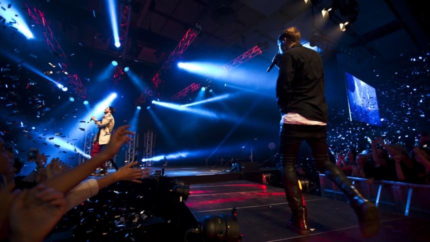 Reportage: MTV EMA-Pre Party i Tap 1