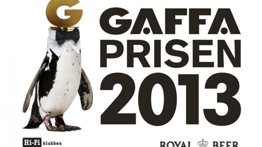Stem på GAFFA-Prisen 2013