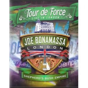 Joe Bonamassa: Tour de Force – Live In London. Shepherd's Bush Empire