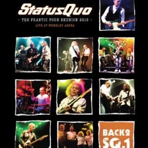 Status Quo: The Frantic Four Reunion 2013