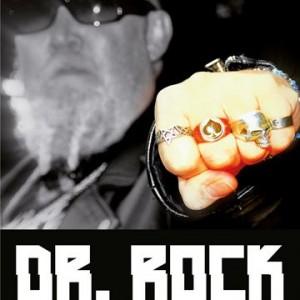 Steffen Jungersen: Dr. Rock - Udvalgte nedslag i 25 års rockhistorie