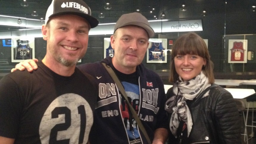 Reportage: Til Pearl Jam i New York