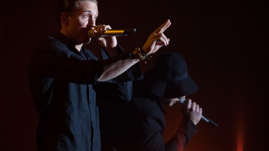Nik & Jay: Portalen, Greve (turnéstart)