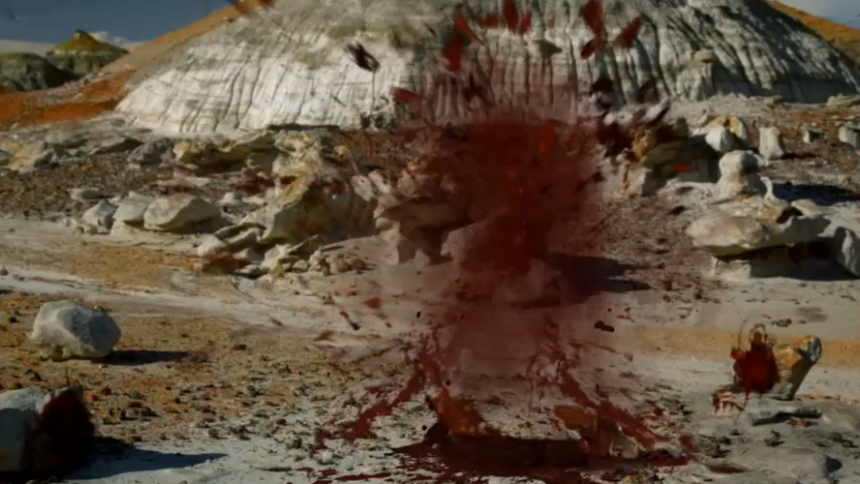 Se Pixies-guitarist eksplodere i ny video
