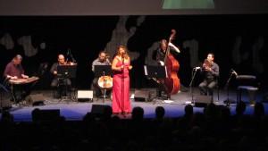 Fatma Zidan Ensemble Oum Khaltoum 191113
