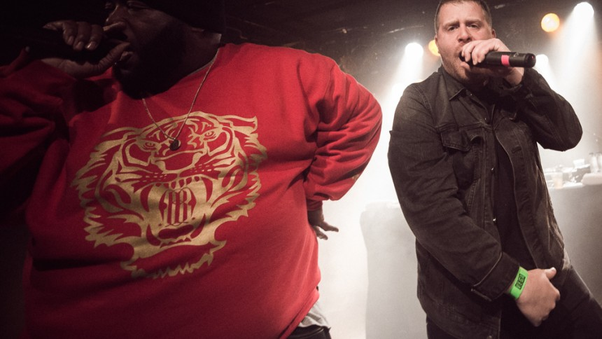 Run The Jewels/Killer Mike og El-P: Lille Vega, København