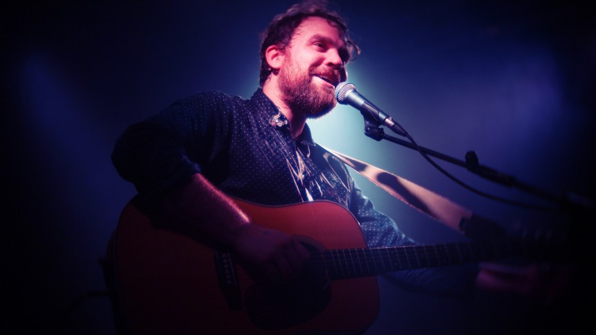 Frightened Rabbit og The Folk Factory: Radar, Aarhus