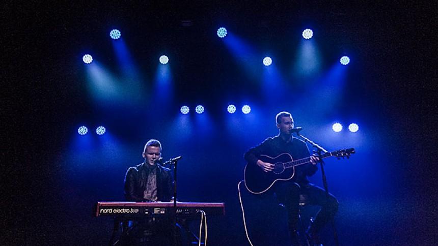 Oplev NOAH på akustisk turné i januar