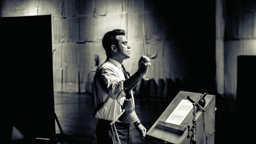 Robbie Williams: Hvis mine fans vendte mig ryggen, ville jeg stadig synge efter dem