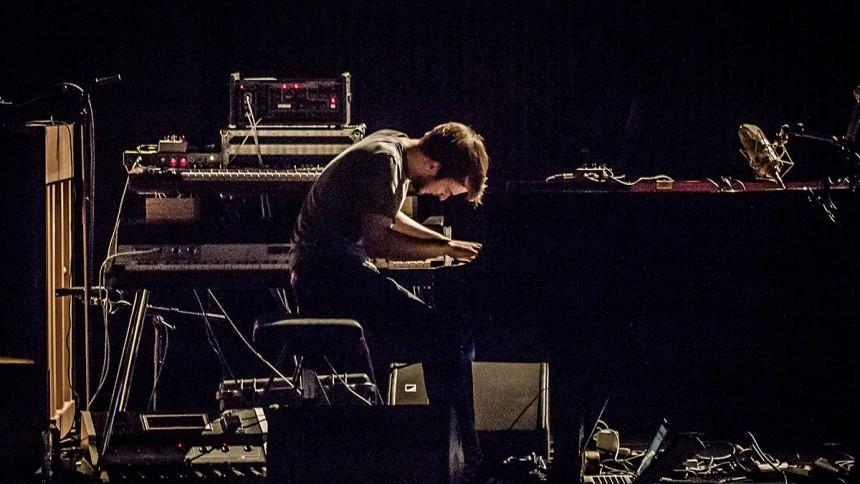 Nils Frahm: Roskilde Festival, Avalon