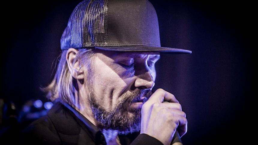 Steen Jørgensen på soloturné