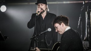 P6 Beat Rocker Koncerthuset - Steen Jørgensen & Sune Wagner 071213