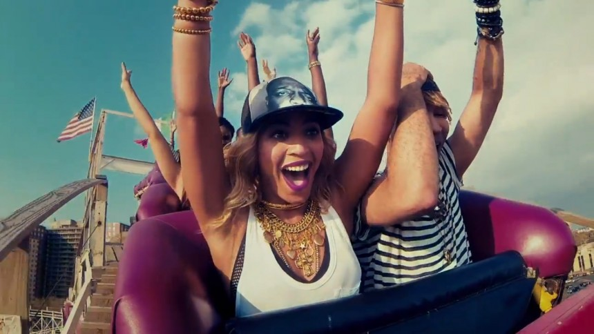 Se ny video fra Beyoncé