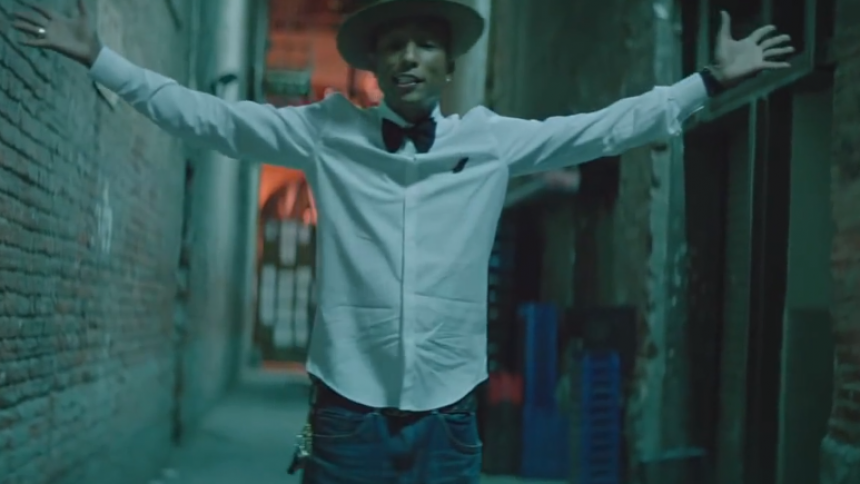 Ekstra billetter til udsolgt Pharrell-koncert