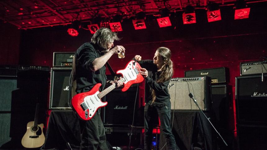 Avantgardekomponisten og guitaristen Glenn Branca er død