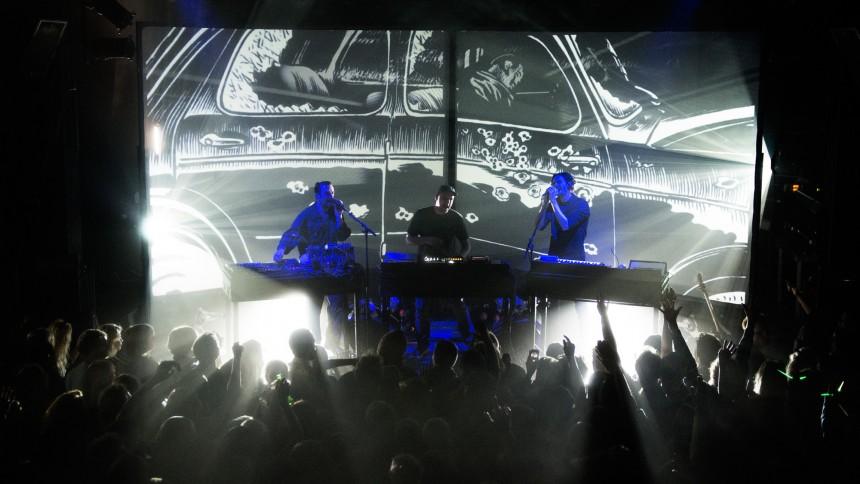 Moderat : Roskilde Festival, Arena