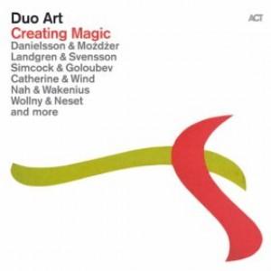 Diverse Artister: Duo Art, Creating Magic