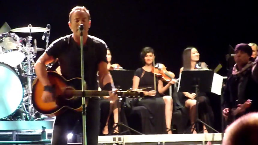 Video: Se Springsteen hylde The Beach Boys