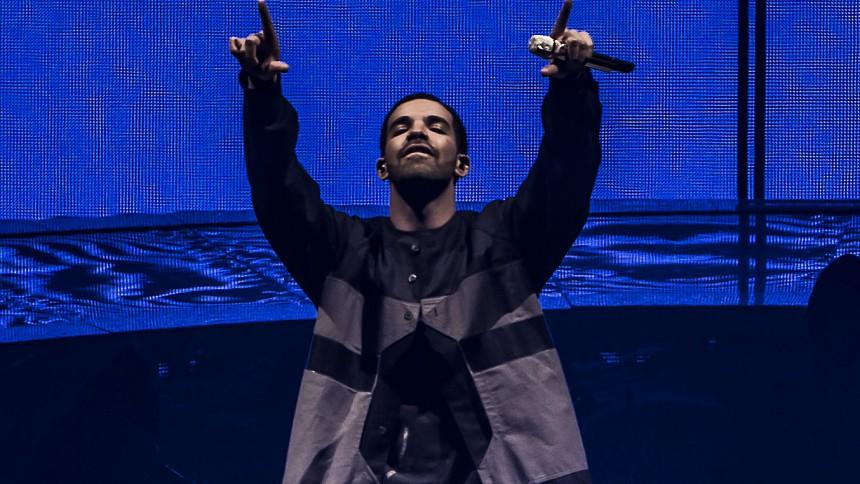 Drake i bitch-fight med rapperen Meek Mill