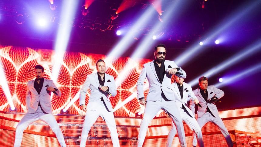 Backstreet Boys afslører: Inkluderede en fis på et af de største hits