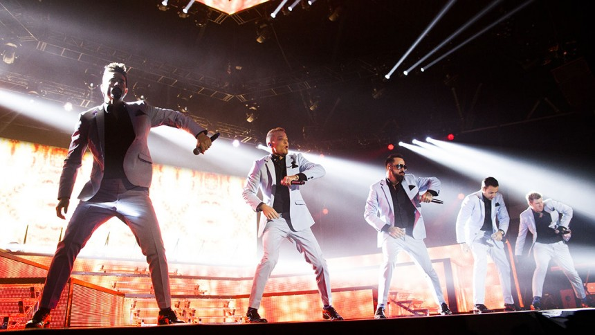 Backstreet Boys: Forum, København