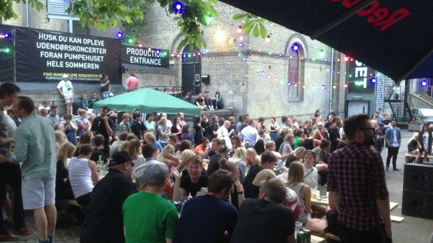 Pumpehuset holder fest i Byhaven sommeren ud