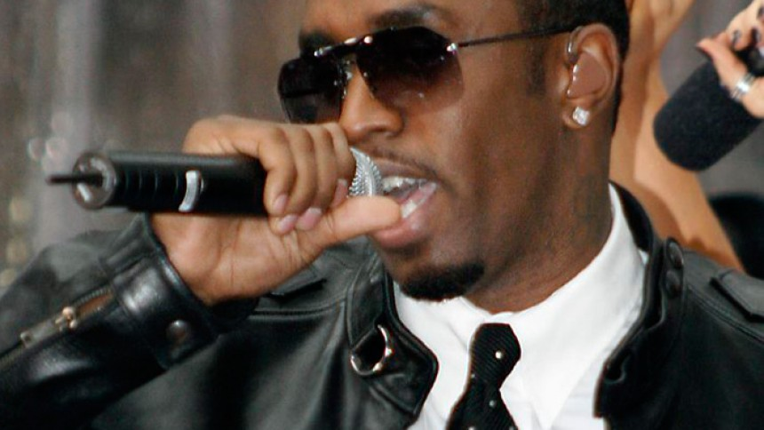 Sean Diddy Combs laver tv-serie