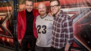 X Factor - den røde løber DR Byen 280314