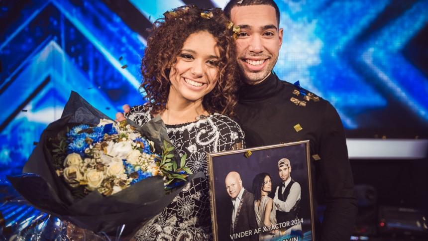 Anthony Jasmin vandt X Factor