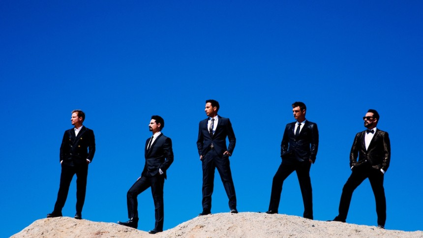 Backstreet Boys kommer tilbage