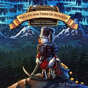 Tuomas Holopainen: Music Inspired by the Life and Times of Scrooge