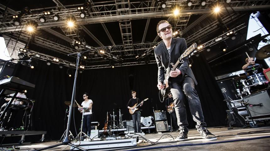 Mads Björn : Offspring Festival, Plænen, Tivoli