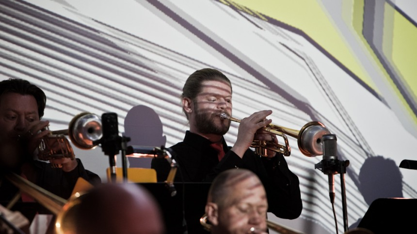 Aarhus Jazz Orchestra feat. Emil de Waal og Spejderrobot: Spot Festival, Godsbanen, Aarhus