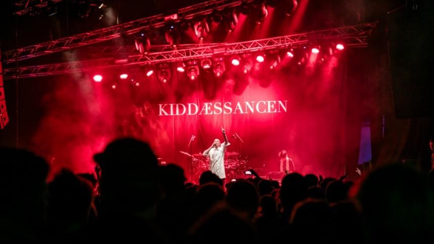 Kidd Spot Festival Scandinavian Congress Center Aarhus Gaffadk