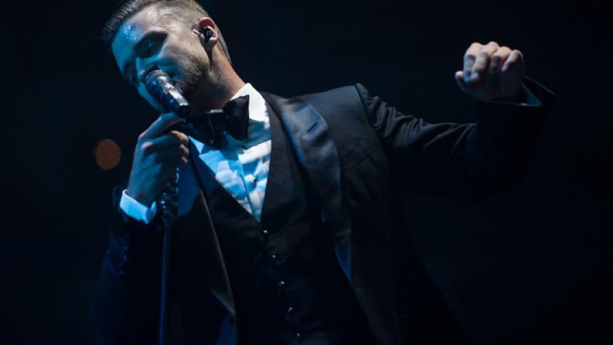 Justin Timberlake: Parken, København