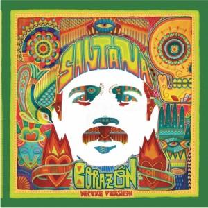 Santana: Corazón, deluxe version