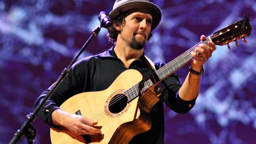 Jason Mraz giver dansk koncert