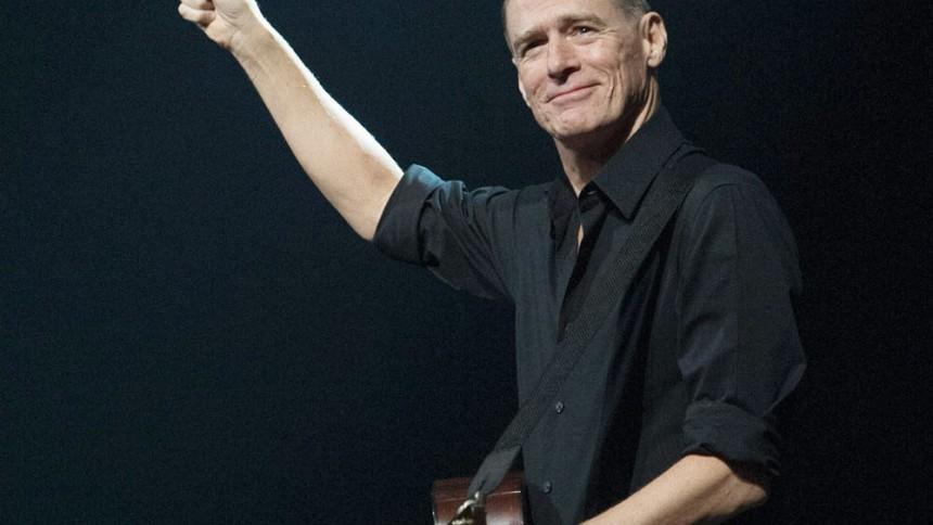 Bryan Adams: Nallerne væk fra min guitar