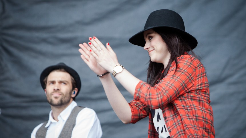 Amy Macdonald: Jelling Musikfestival