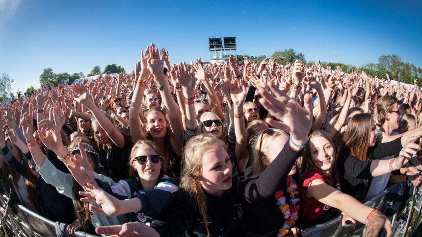 Jelling Musikfestival rykker ind i stuerne
