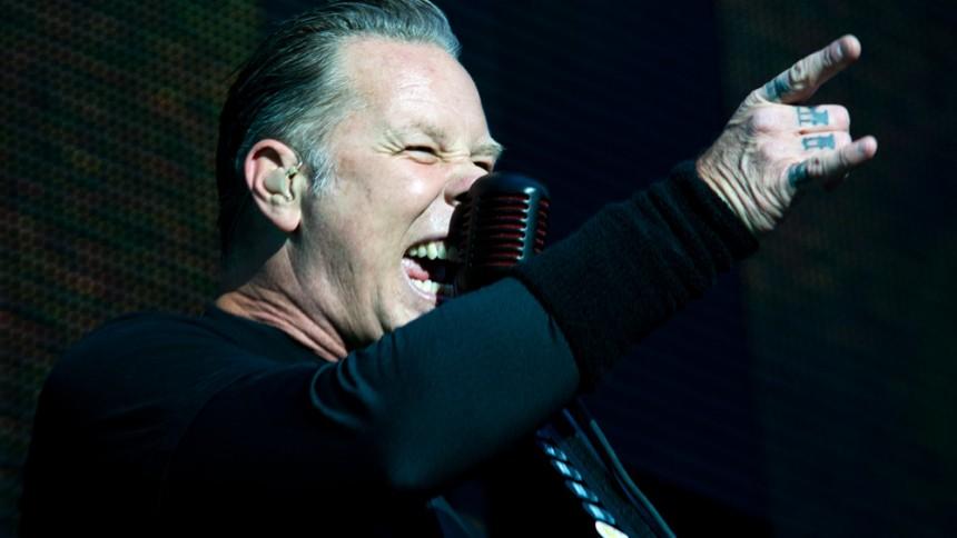Metallica udgiver koncert gratis