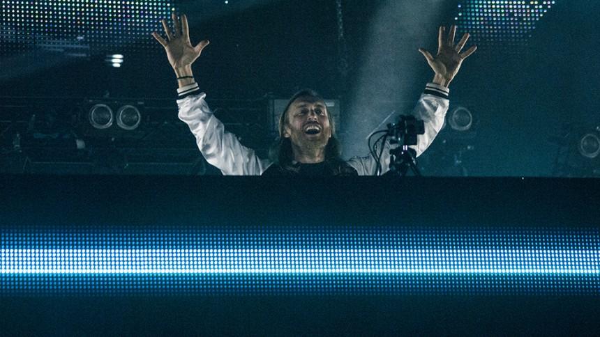 David Guetta til Tinderbox