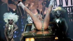 Miley Cyrus Forum, København, onsdag d. 4. juni 2014